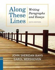 Along These Lines 6th edition 9780205110131 0205110134