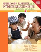 Marriages, Families, and Intimate Relationships Census Update 2nd edition 9780205157846 020515784X