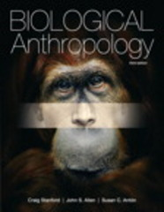 Biological Anthropology 3rd Edition 9780205150687 0205150683