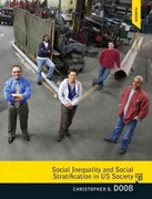 Social Inequality and Social Stratification in US Society 1st edition 9780205792412 0205792413
