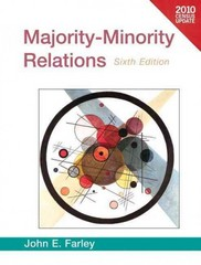 Majority-Minority Relations Census Update 6th edition 9780205006571 0205006574
