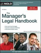 The Manager's Legal Handbook 6th Edition 9781413316384 1413316387