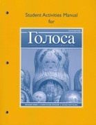 Student Activities Manual for Golosa 5th Edition 9780205748761 0205748767