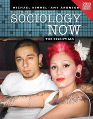 Sociology Now 2nd edition 9780205181056 0205181058