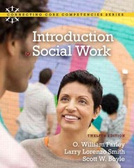 Introduction to Social Work 12th Edition 9780205001972 0205001971
