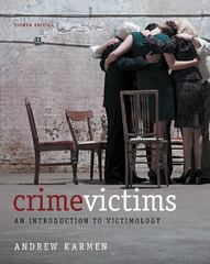Crime Victims 8th edition 9781133049722 1133049729