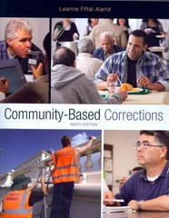 Community-Based Corrections 9th Edition 9781133049661 1133049664