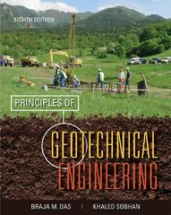 Principles of Geotechnical Engineering 8th Edition 9781133108665 1133108660
