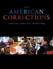 American Corrections 10th Edition 9781133049739 1133049737