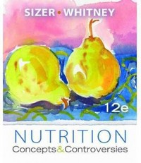 Nutrition 12th edition 9781133108559 1133108555
