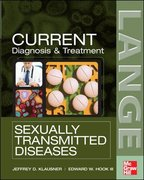 CURRENT Diagnosis & Treatment of Sexually Transmitted Diseases 1st edition 9780071456067 0071456066