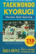 Taekwondo Kyorugi 2nd edition 9781880336243 1880336243