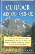 The Outdoor Survival Handbook 0 9780312093594 0312093594