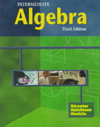 Intermediate Algebra 3rd edition 9780070632776 0070632774