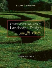 From Concept to Form in Landscape Design 2nd edition 9780470112311 047011231X
