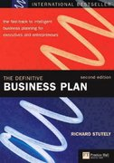 The Definitive Business Plan 1st edition 9780273659211 0273659219