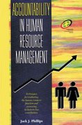 Accountability in Human Resource Management 0 9780884153962 0884153967