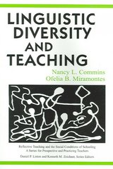 Linguistic Diversity and Teaching 1st Edition 9780805827361 0805827366