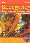 Emergency Care and Transportation of the Sick and Injured 7th Edition 9780763710446 076371044X