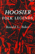 Hoosier Folk Legends 1st Edition 9780253203342 0253203341