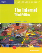 The Internet 3rd edition 9780619109585 0619109580