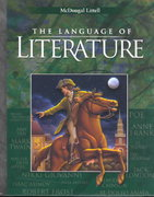 The Language of Literature 0 9780395931714 0395931711