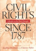 Civil Rights since 1787 1st Edition 9780814782491 0814782493