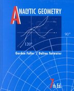 Analytic Geometry 7th Edition 9780201134841 0201134845