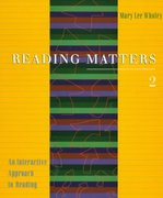 Reading Matters 2 0 9780395904275 0395904277
