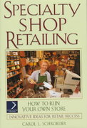 Specialty Shop Retailing 1st edition 9780471147213 0471147214