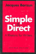 Simple and Direct 2nd edition 9780226038681 0226038688