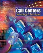 Call Centers 1st edition 9780538726863 0538726865