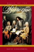 Music of the Baroque 2nd edition 9780195331066 0195331060