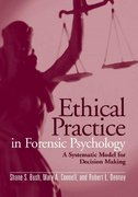 Ethical Practice in Forensic Psychology 1st Edition 9781591473954 1591473950