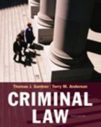 Criminal Law 10th edition 9780495390893 0495390895