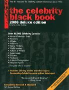 The Celebrity Black Book 2006 16th edition 9780970709578 0970709579
