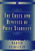 The Costs and Benefits of Price Stability 2nd edition 9780226240992 0226240991