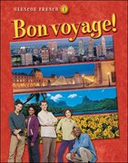 Bon voyage! Level 1, Student Edition 2nd edition 9780078656309 0078656303