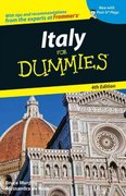 Italy For Dummies 4th edition 9780470069325 0470069325