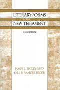 Literary Forms in the New Testament 1st Edition 9780664251543 0664251544