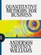 Quantitative Methods for Business 8th edition 9780324044997 0324044992