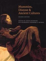 Mummies, Disease and Ancient Cultures 2nd Edition 9780521589543 0521589541