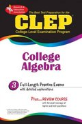 CLEP College Algebra 3rd edition 9780878918980 0878918981
