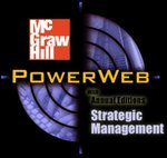 Strategic Management with PowerWeb and Case TUTOR Card 13th Edition 9780072493955 007249395X