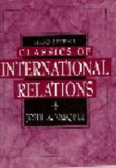 Classics of International Relations 3rd edition 9780131466487 0131466488