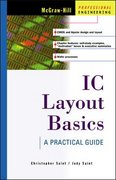 IC Layout Basics 1st Edition 9780071386258 0071386254