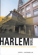 Harlemworld 2nd Edition 9780226389981 0226389987