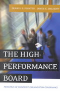 The High-Performance Board 1st edition 9780787956974 078795697X