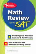 Math Review for the SAT 0 9780738600864 0738600865