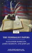 The Federalist Papers 0 9780743487719 0743487710
